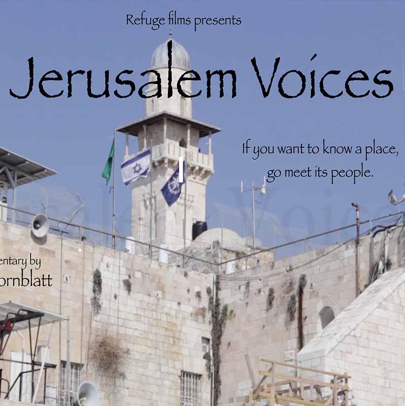 Jerusalem Voices