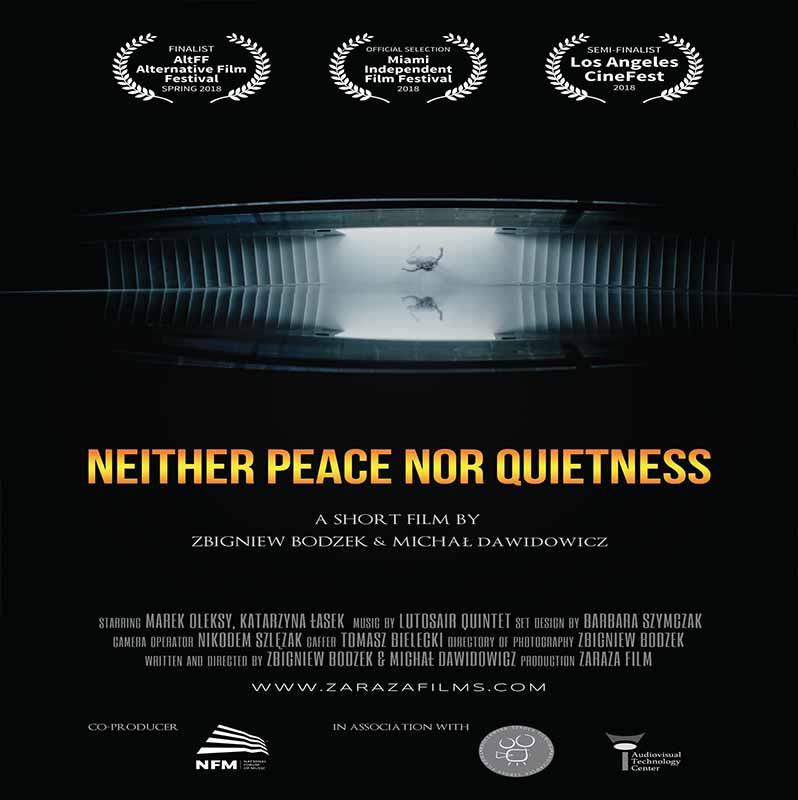 Neither peace nor quietness