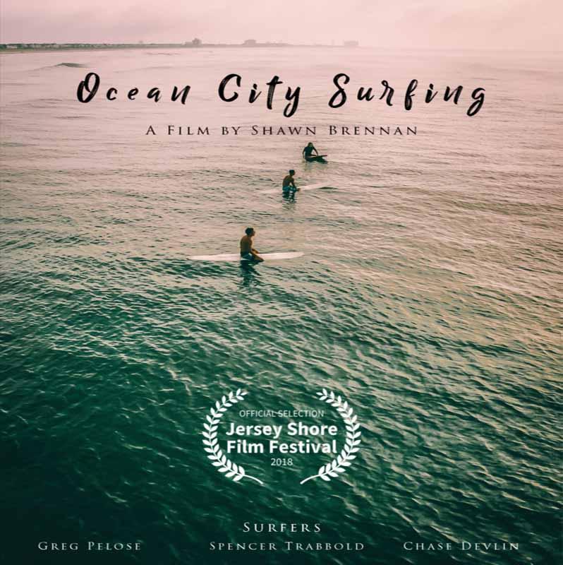 Ocean City Surfing