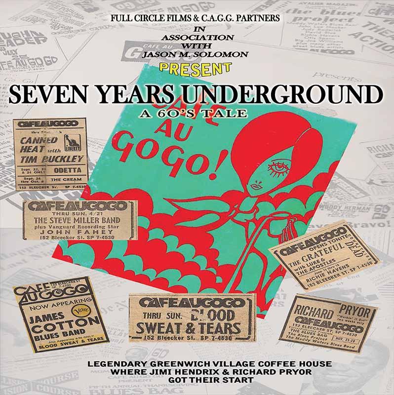 Seven Years Underground