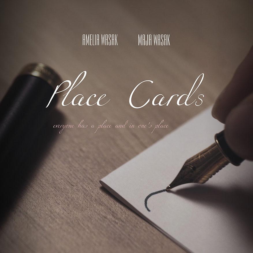 Place Cards by Andrzej Święch